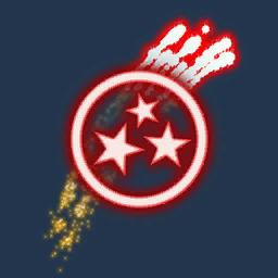 Recipe: Fireworks Emitter (Red Curved Streamer)