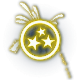Recipe: Fireworks Emitter (Gold)