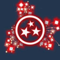 Recipe: Fireworks Emitter (Red Triple Fan)