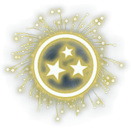 Recipe: Fireworks Emitter (Gold Twinkle)