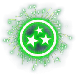 Recipe: Fireworks Emitter (Green Twinkle)