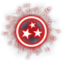 Recipe: Fireworks Emitter (Red Twinkle)