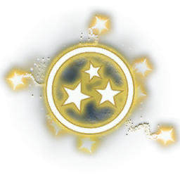 Recipe: Fireworks Emitter (Gold Whirly)