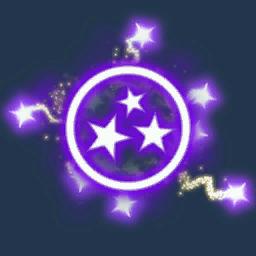 Recipe: Fireworks Emitter (Purple Whirly)