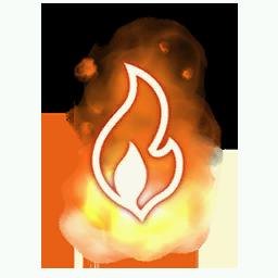 Recipe: Campfire Mote Emitter