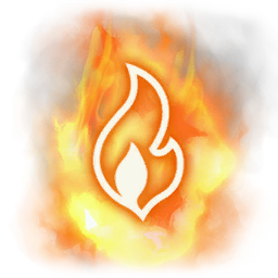 Recipe: Flame Geyser Eruption Mote Emitter