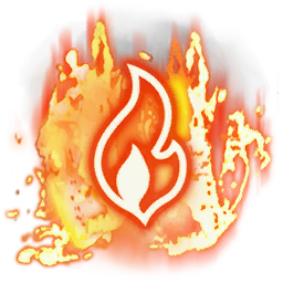 Recipe: Lava Fire Mote Emitter