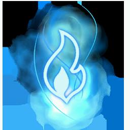 Recipe: Magic Fire (Blue) Mote Emitter