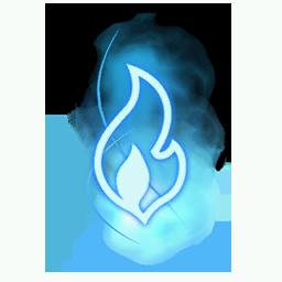 Recipe: Magic Fire (Small Blue) Mote Emitter