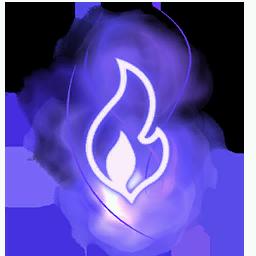 Recipe: Magic Fire (Purple) Mote Emitter