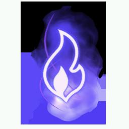 Recipe: Magic Fire (Small Purple) Mote Emitter