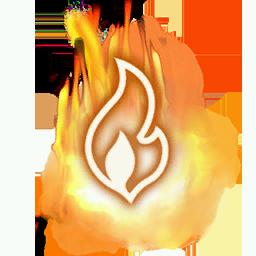 Recipe: Fire Plume Type 1 Mote Emitter