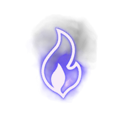 Recipe: Torch Fire (Purple) Mote Emitter