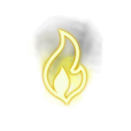 Recipe: Torch Fire (Yellow) Mote Emitter
