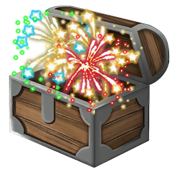 Recipe: Pack of Fancy Fireworks