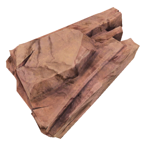 Recipe: Desert Rock (Medium) 1