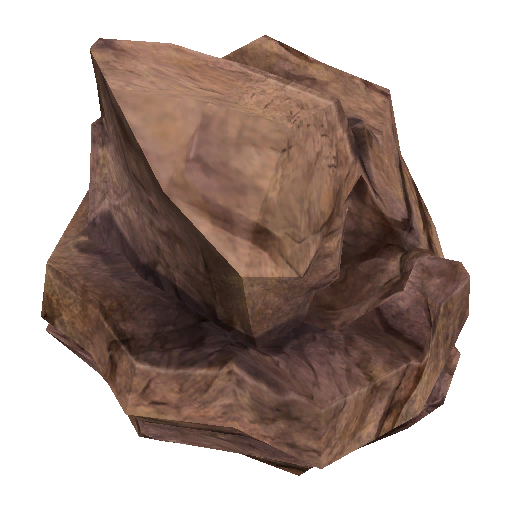 Recipe: Desert Rock (Small) 1