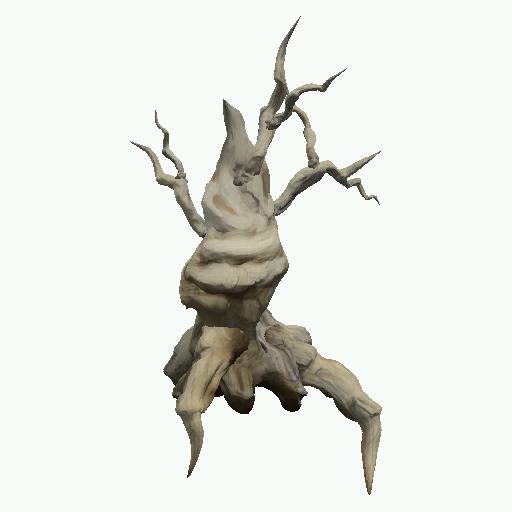 Recipe: Desert Tree (Dead Small with Flies)