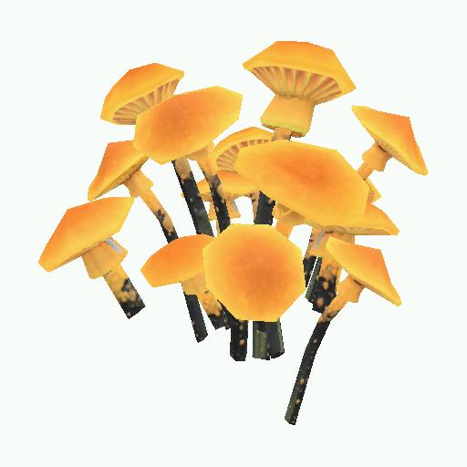 Recipe: Mushroom Group (Glowing)