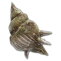 Recipe: Deciduous Cavern Shell (Spiral) 1