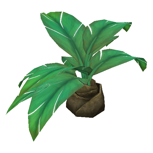 Recipe: Jungle Palmetto (Flat)