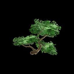 Recipe: Jungle Tree Branch (Large) 1