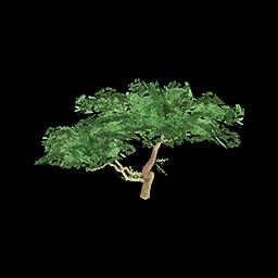 Recipe: Jungle Tree Branch (Large) 2