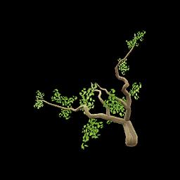 Recipe: Jungle Tree Branch (Small)