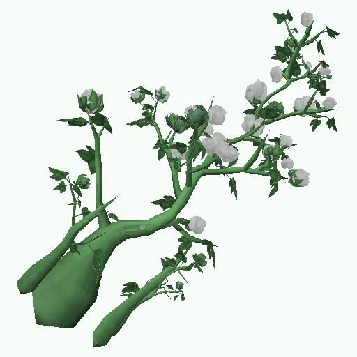 Recipe: Cotton Plant (Perfect)