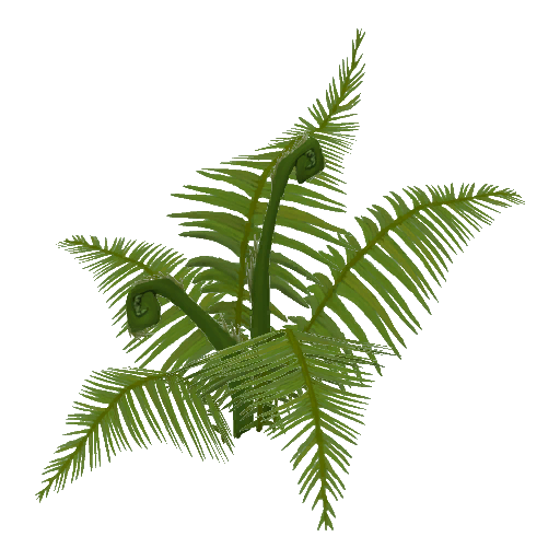 Recipe: Old Growth Ferns (Mixed with Fireflies) 2