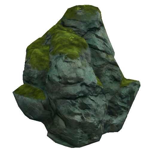 Recipe: Old Growth Rock (Mossy) 1