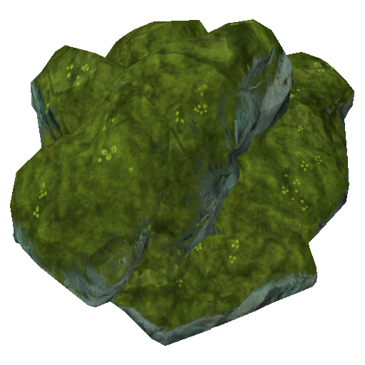 Recipe: Old Growth Rock (Mossy) 2
