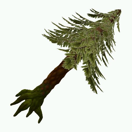 Recipe: Old Growth Diamond Pine (Large) 2