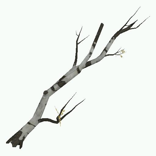 Recipe: Deciduous Birch Log 1
