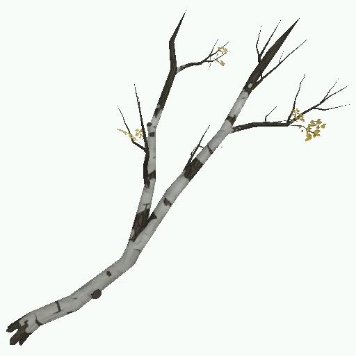 Recipe: Deciduous Birch Log 2