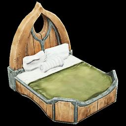 Recipe: Highfall Grand Bed