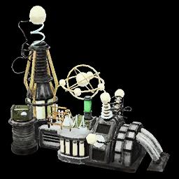 Recipe: Unstable Laboratory
