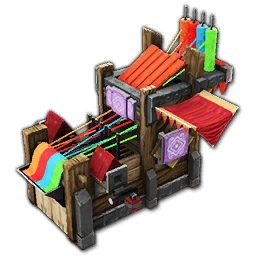 Recipe: Wooden Loom (Large)