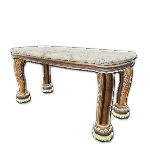 Recipe: Burled Wood Vanity Table