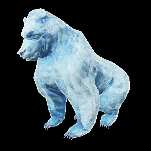 Recipe: Bear Ice Sculpture