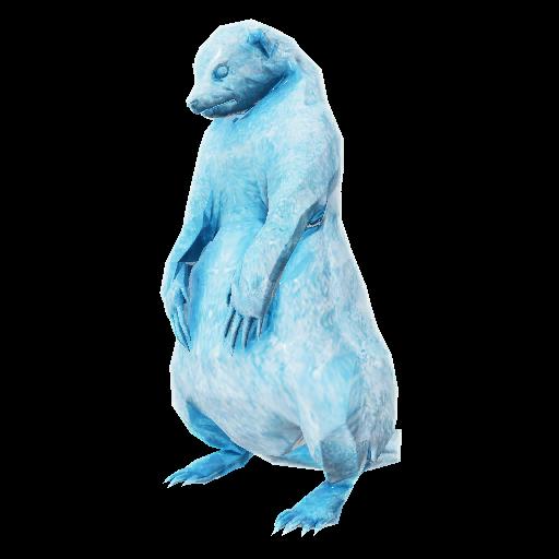 Recipe: Badger Ice Sculpture