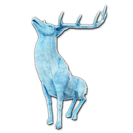 Recipe: Deer Ice Sculpture