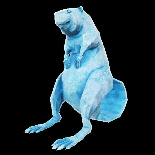Recipe: Beaver Ice Sculpture