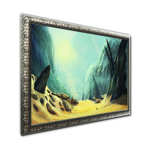 Recipe: Painting: The Badlands