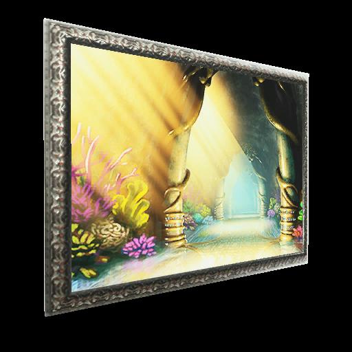 Recipe: Painting: Hidden Grotto