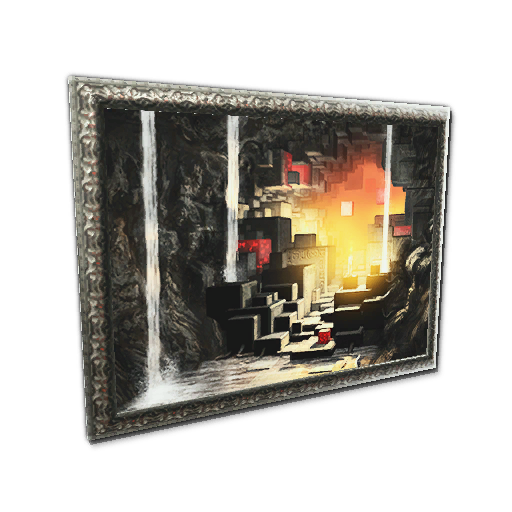 Recipe: Painting: Deep Mines