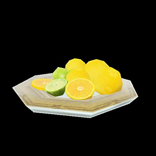 Recipe: Plate of Citrus