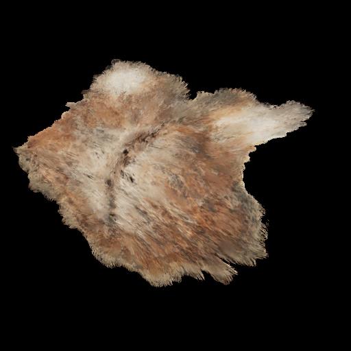 Recipe: Fjorden Medium Fur (Draped)