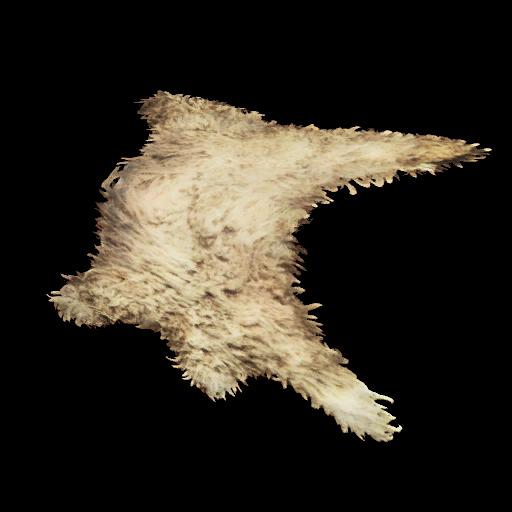 Recipe: Fjorden Light Fur (Draped)