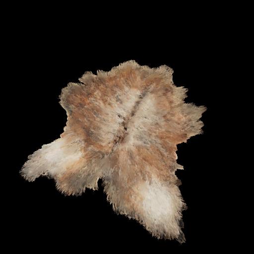 Recipe: Fjorden Medium Fur (Flat)